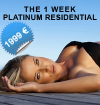 Corso The 1 Week Platinum Residential