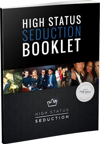 Il booklet PDF: High Status Seduction