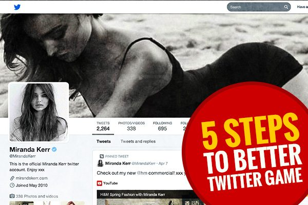 Come Rimorchiare Su Twitter in 5 Step Testati